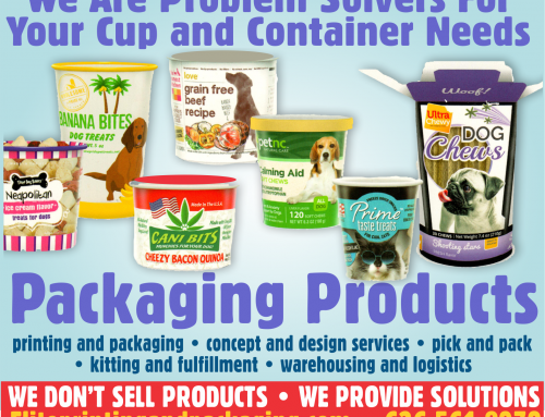 Looking to Brand your Cups and Containers?