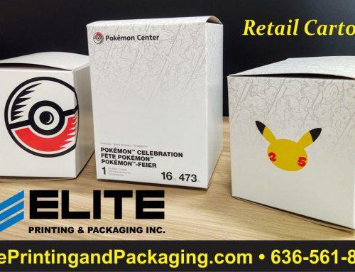 Retail Cartons & Boxes